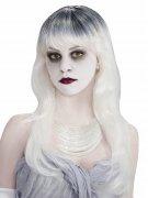 Perruque longue de fantôme femme