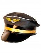 Chapeau de pilote d'avion homme