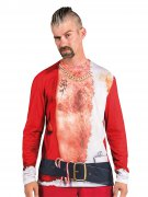 T-shirt coloré homme Noël