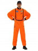 Déguisement astronaute homme orange