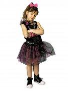Déguisement punk gothic année 80 enfant
