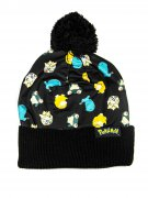 Pokemon Beanie License Item Beanie yellow-black-red