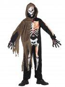 Déguisement squelette effrayant enfant Halloween