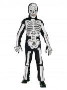 Déguisement de squelette terrifiant enfant Halloween