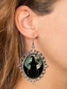 Boucles d'oreille sorcière