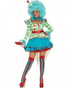 Déguisement clown en tutu femme