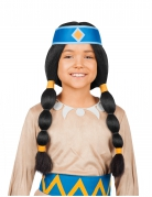 Perruque Arc-en-Ciel - Yakari™ enfant