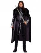 Déguisement chevalier sombre gothique adulte