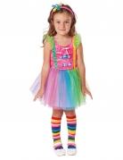 Déguisement clown candy enfant