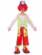 Déguisement clown rodéo enfant