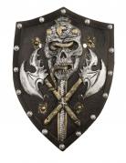 Bouclier squelette viking luxe 48 cm