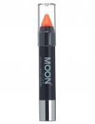 Crayon maquillage orange pastel UV 3 g