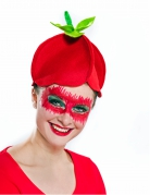Chapeau fraise femme