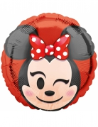 Ballon aluminiumMinnie Mouse ™ Emoji ™ 43 cm