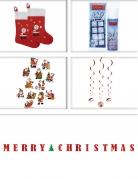 Pack décoration maison Noël
