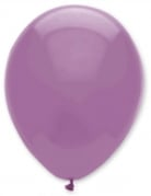 50 Ballons violet lilas 30 cm