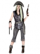 Déguisement pirate fantôme femme Halloween