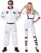 Déguisement de couple astronaute adulte