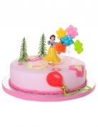 4 accessoires gâteau Princesses Disney ™  10 x 20,5 x 5 cm