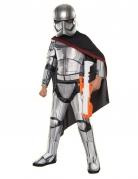 Déguisement Captain Phasma™ Star Wars™ deluxe enfant