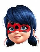 6 Masques en carton Ladybug™