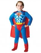 Déguisement Superman™ plastron musclé garçon