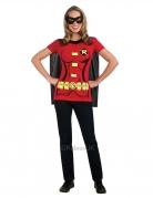 T-shirt et masque Robin™ femme
