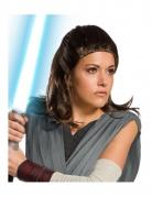 Perruque Rey The Last Jedi™ adulte