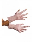 Gants en latex Suprême Leader Snoke The Last Jedi™ adulte