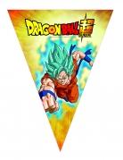 Guirlande fanions en papier Dragon Ball Super™ 360 cm