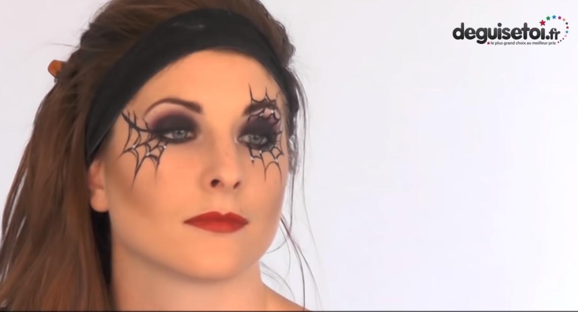 Tuto Maquillage Halloween La Celebre Sorciere Le Blog De Deguisetoi Fr