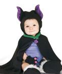 Kostüme 1 Baby Fledermaus