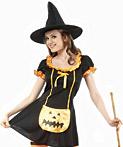 Kostüme 5 Hexe Dame