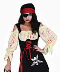 Kostüme 66 Piratenfrau