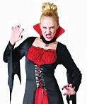 Kostüme 9 Vampir Dame