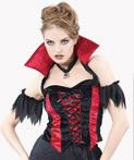 Kostüme 0 Vampirdame