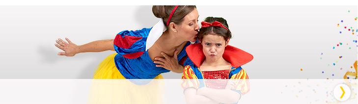 Déguisements parents enfants