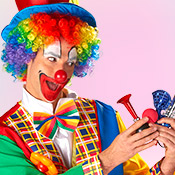 Clown e Circo Carnevale 2021
