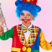 Circus / Klovne Karneval 2021