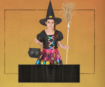 Déguisements Halloween fille