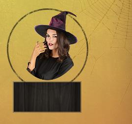 Chapeaux Halloween