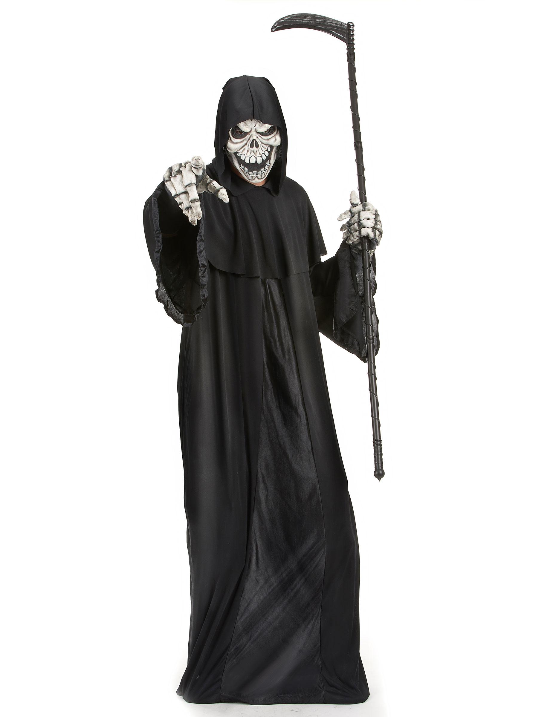 Magere Hein kostuum voor mannen
