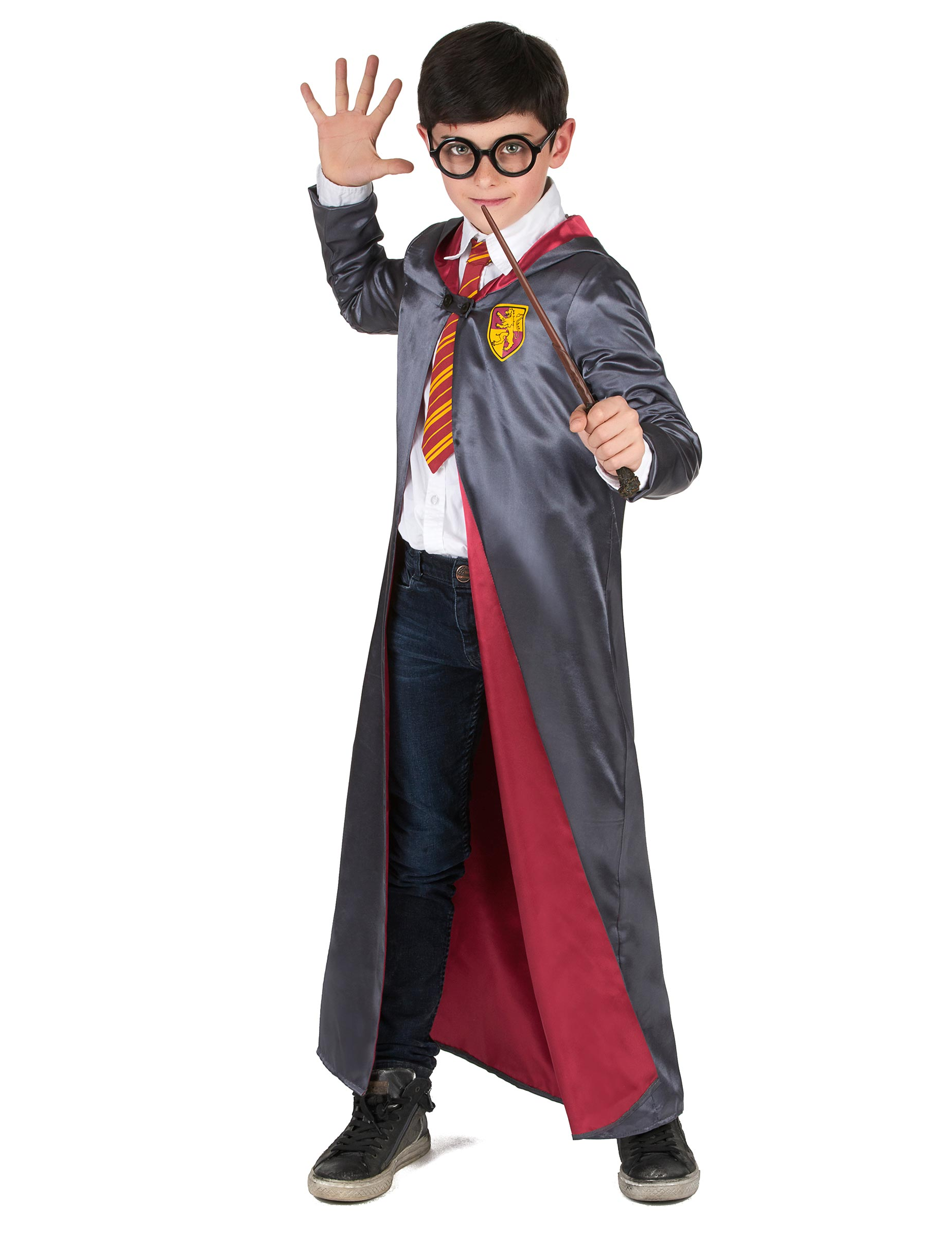 Wizard student costume for boys
