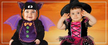 déguisements bébés halloween