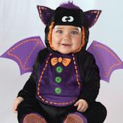 Neonati e bebé halloween