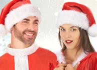 chapeaux Noël