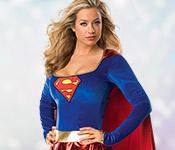 déguisements super héros nouvel an