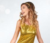 déguisements disco nouvel an
