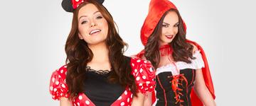 Déguisements femmes carnaval