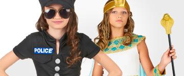 Déguisements filles carnaval